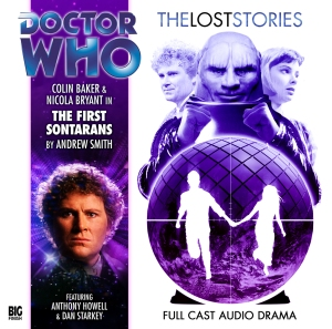 Doctor Who - The Lost Stories: The First Sontarans