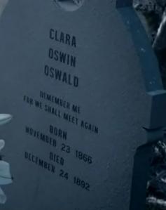 Clara's Stone