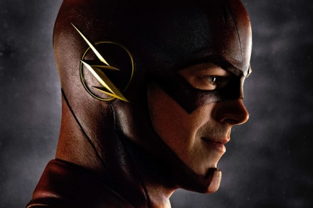 Flash's new look for the CW series